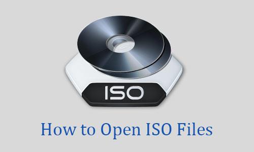 open ISO